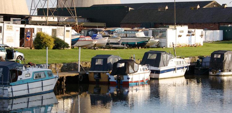 Redhill Marina, Ratcliffe-on-Soar